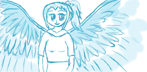 Daylight Angel by BrightenYourSmile