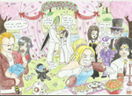 long life to the married !! by olfa-zfigher