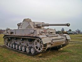 Panzer IV Ausf. G by DarkWizard83