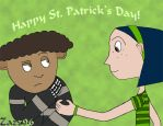 Happy St. Patrick's by zazz96