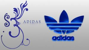 3D Adidas by PersianBoy1991