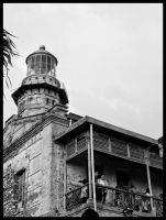 Ilocos lighthouse by singkit