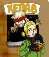 TurkPol and Kebab by Ela-Spicer