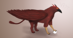 Gryphon by V3DT