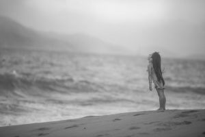 smell of the sea by Vasilenko-Andrei