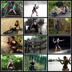 Lara Croft Cosplay 2009 by TanyaCroft