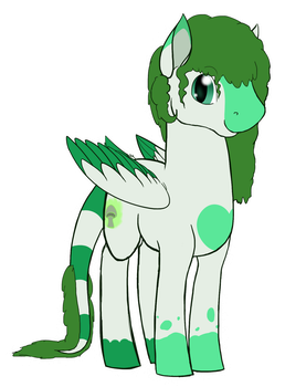 Moss Stone by Hearts-and-Hooves