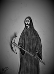 The Grim Reaper by xVentressx
