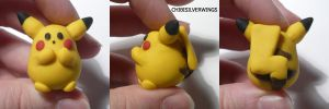 Fattychu by ChibiSilverWings