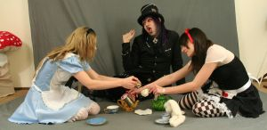 Tea Party 5 by MajesticStock