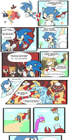 Sonic Generations by DJ-Professah-K