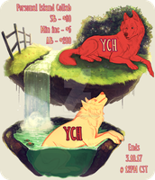 Personal Island YCH Collab - CLOSED by Anti-Dark-Heart
