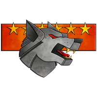 Clan Wolf in Exile Logo by Punakettu