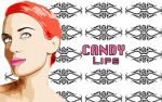 Candy Lips by Chicanart213