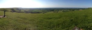Devils Dyke - Another Panorama by Fragsey