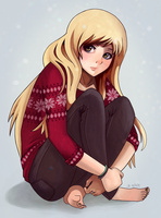Christmas Sweater ID by missxdelaney