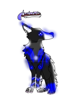 Wolf adopt OPEN by TranquilityBlue