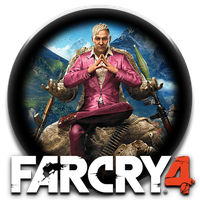 Far Cry 4 Icon by DudekPRO