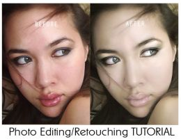 Photo Retouching Tutorial by Friday-13th