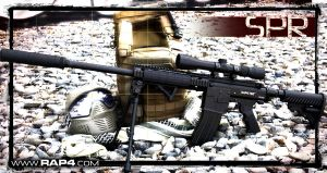 Weapon of the week- SPR by RealActionPaintball