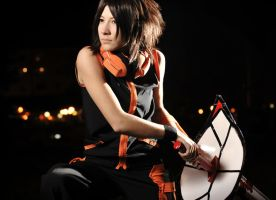 Yoh Asakura Shaman King by KaitoEinsam