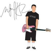 mark hoppus vector by operation182