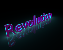 Revolution by rajasegar