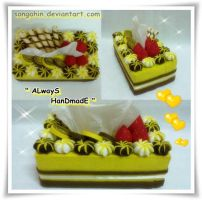 My Lemon Tissue Cake Box... by SongAhIn