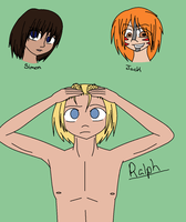 Lord of the Flies doodles by paego