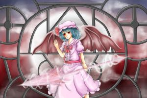 Touhou - Remilia Scarlet by human-failure