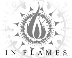 In Flames Wallpaper by Hellknight10