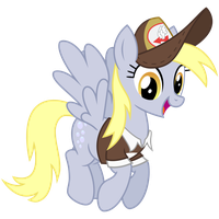 Derpy Deliveries by cheezedoodle96