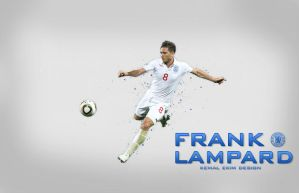 Frank Lampard by KemalEkimGraphic