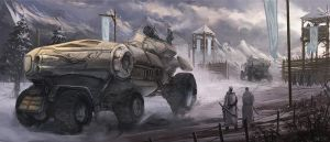 Siege Weapon by Skyrion