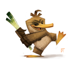 DAY 478. Kanto 083 by Cryptid-Creations