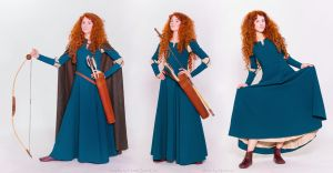 Princess Merida_7 by GreatQueenLina