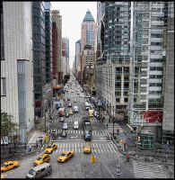 Eighth Avenue to Infinity by steeber