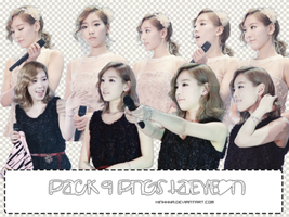 Pack 9 PNGs Taeyeon by MinhhNa