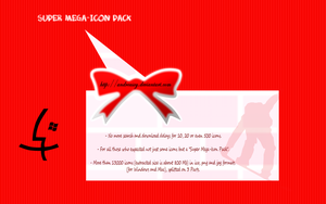 Super Mega-Icon Pack by andreascy