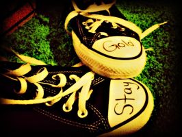 Stay Gold Converse by tiffany-96