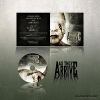 As They Arrive CD Layout by Amok-Studio