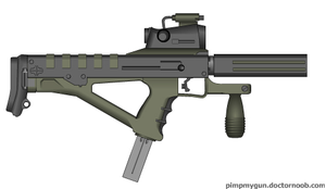 Docca SMG by Robbe25
