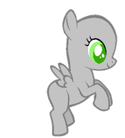 Flying Filly --BASE-- by iVuiAdopts