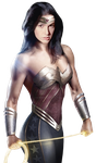 MoS Gal Gadot /Wonder Woman Manip ver. 3 by batmanadik05