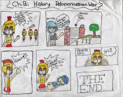 Chibi history by amulet-shadow