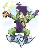 Green Goblin by pasatheone
