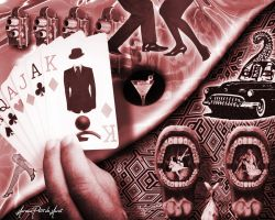 Nostalgia and Lust in Red by hrn