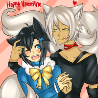 Happy Valentines Day! by RageChanTheYaoiFan