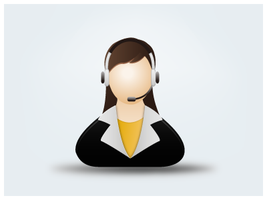 Customer Service Icon by customicondesign