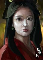 The 1st Posthumous Named Empress of China 2 by Rosalind-WT